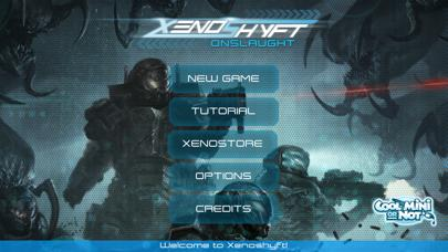 XenoShyft Game
