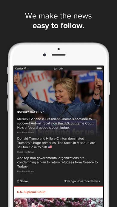 BuzzFeed News screenshot 2