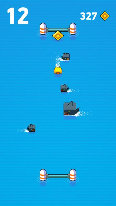 Splish Splash Pong iPhone Screenshot
