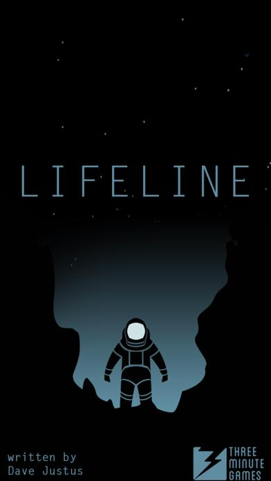 Lifeline iPhone Screenshot