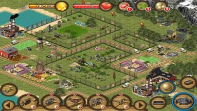 Jurassic Island: The Dinosaur Zoo iPhone Screenshot
