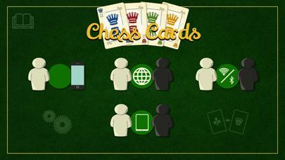 Chess Cards Game iPhone Screenshot