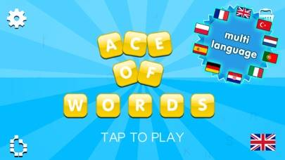 Ace Of Words iPhone Screenshot