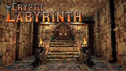 Cryptic Labyrinth iPhone Screenshot