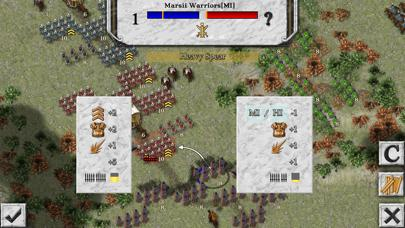 Battles of the Ancient World iPhone Screenshot