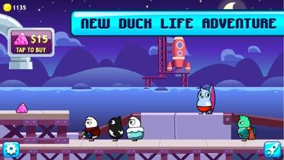Duck Life: Space iPhone Screenshot