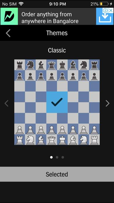 New Chess With Friends iPhone Screenshot