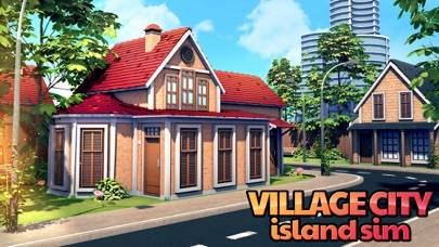 Village City: Island Sim iPhone Screenshot