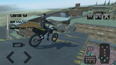 Fast Motorcycle Driver iPhone Screenshot