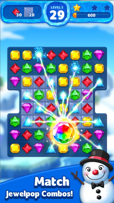 Jewel Pop Mania! iPhone Screenshot