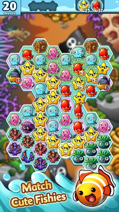 Ocean Blast iPhone Screenshot