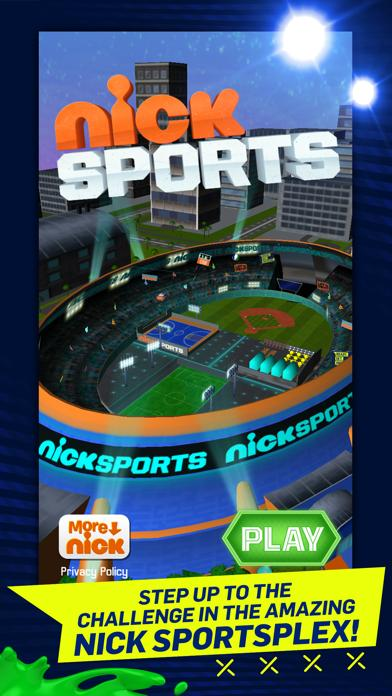 Nick Sports iPhone Screenshot