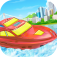 Breeze Boat : Island Destruction app icon