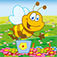Honey Bee Lines iOS Icon