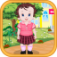 Baby Lisi Learning Numbers app icon