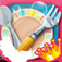 Little Princess Dish Washing App Icon