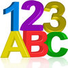 ABC 123 in 15 seconds app icon