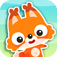 Jumping Fox: Climb That Tree! iOS Icon