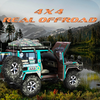 4x4 Real Offroad iOS Icon