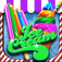 Brain Freeze Ice Cream Machine app icon