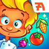 Little Chef: Vegetable Story app icon