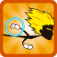 Dragon Stick Heroes app icon
