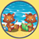 Cats and my kids free app icon