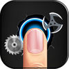 Finger Splash Game app icon