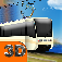 Russian Tram Driver 3D iOS Icon