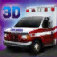 Ambulance Driver: Simulator 3D app icon