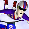 Daredevil Dave 2: Motorcycle Mayhem! iOS Icon