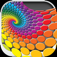 A Colored Dot Flow Match Mania app icon