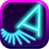 Glow Asteroids Shooter app icon
