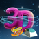 ChocoRacer Espacial 3D app icon