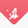 European Places app icon