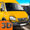 Russian Minibus Simulator 3D Full iOS Icon