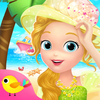 Princess Libby's Vacation: A Round-the-World Trip app icon