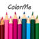 Colorme: Coloring Book for Adults iOS Icon