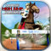 Horse High Jump Racing app icon