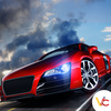 3D Speed Racer Car iOS Icon