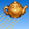 Tea Frenzy – The Flying Teapot Word Game app icon