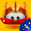 Planet Racers: Family Board Game iOS Icon