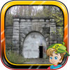 The Blue Ghost Tunnel Escape app icon