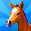 Jumpy Horse Breeding iOS Icon