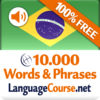 Learn Portuguese Words & Vocabulary Free App