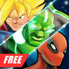 Superhero free fighting games avengers battle app icon