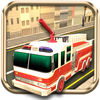 Fire Brigade Truck Simulator app icon