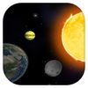 Gravity Sim 3D app icon