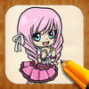 Drawing Ideas Anime Mangas iOS Icon