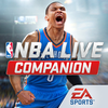 NBA LIVE Companion app icon